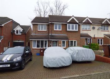 Thumbnail 4 bed property for sale in Robeson Way, Borehamwood