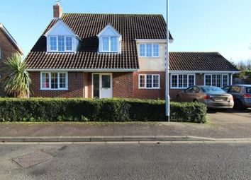 Thumbnail 5 bed detached house for sale in Ashdale Park, Wisbech