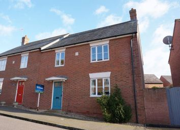 Thumbnail 3 bed semi-detached house for sale in Dunkleys Way, Taunton