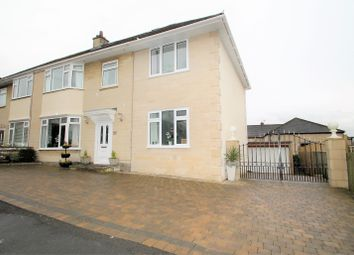 Thumbnail 5 bed semi-detached house for sale in Lynfield Park, Bath