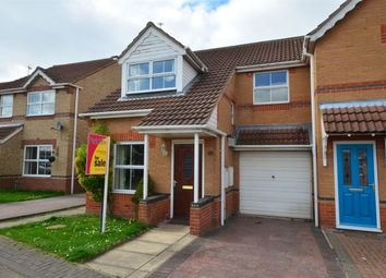 Thumbnail 3 bed semi-detached house to rent in Foxhunters Way, South Elmsall, Pontefract