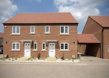 Thumbnail 3 bed semi-detached house to rent in Wetherby Road, Bicester