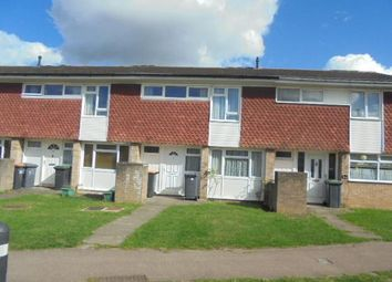 Thumbnail 4 bed terraced house to rent in Williamson Road, Kempston, Bedford