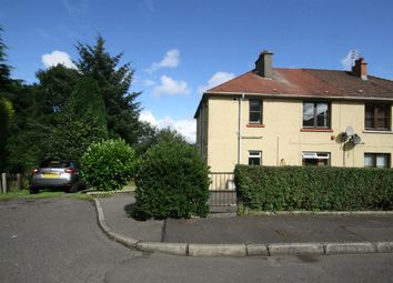 Thumbnail 2 bed flat for sale in Inglis Place, Reddingmuirhead, Falkirk