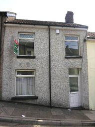 Thumbnail 3 bed terraced house to rent in 40 Oak Street, Clydach