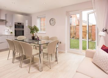 "Thumbnail 4 bed detached house for sale in ""Bayswater"" at Burnby Lane, Pocklington, York"