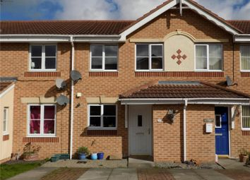 Thumbnail 2 bed town house for sale in Woodbridge Close, Heanor, Derbyshire