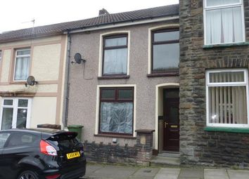 Thumbnail 3 bed property to rent in Glynmynach Street, Ynysybwl, Pontypridd