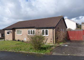 2 bed semi-detached bungalow for sale in Bishopswood, Brackla, Bridgend, Bridgend County. CF31