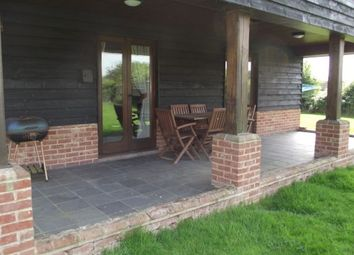 Thumbnail 3 bedroom bungalow to rent in Halesworth Road, Ilketshall St. Lawrence, Beccles