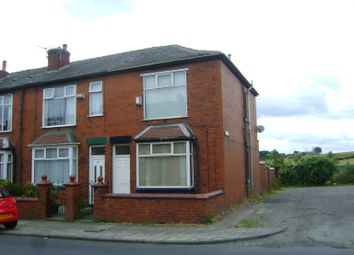 Thumbnail 3 bedroom end terrace house for sale in Sappling Road, Bolton