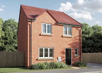 "Thumbnail 4 bed detached house for sale in ""The Mylne"" at Carlisle Way, Bracebridge Heath, Lincoln"