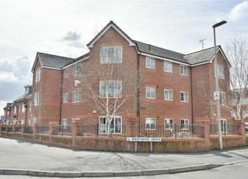 Thumbnail 2 bedroom flat for sale in Brentwood Grove, Leigh