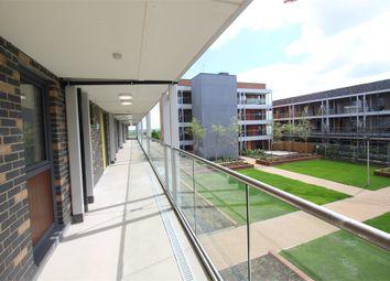 Thumbnail 2 bed flat to rent in Lattice Court, 2 Leonora Walk, Campbell Park, Milton Keynes