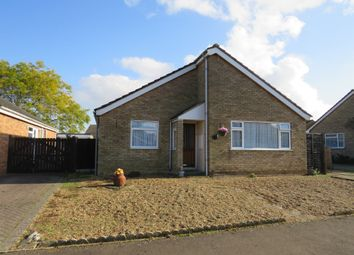 Thumbnail 2 bed detached bungalow for sale in Walnut Close, Foulden, Thetford