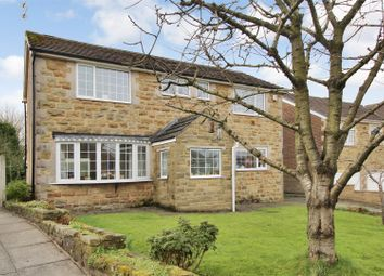 Thumbnail 4 bed detached house for sale in Sutton Drive, Cullingworth, Bradford