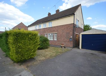 Thumbnail 3 bed semi-detached house for sale in Coronation Avenue, Broughton Astley