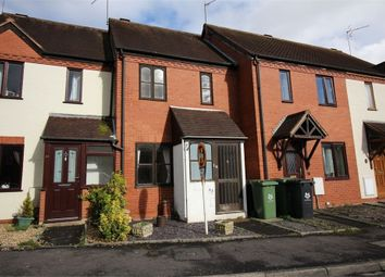 Thumbnail 2 bed terraced house for sale in St. Clements Court, Worcester