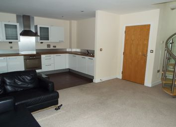 Thumbnail 3 bed flat to rent in Seagull Lane, London