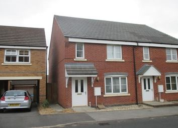 Thumbnail 4 bed property to rent in Northgate Close, Dudley