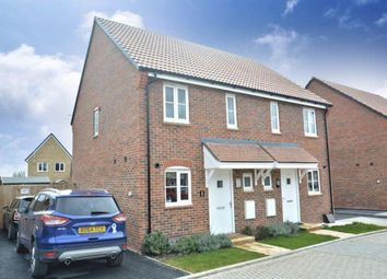 Thumbnail 2 bedroom semi-detached house for sale in Maple Road, Didcot