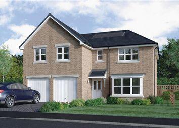 "Thumbnail 5 bed detached house for sale in ""Lockhart"" at East Calder, Livingston"