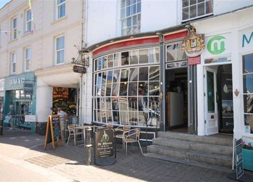Thumbnail Restaurant/cafe for sale in De Wynns, 55, Church Street, Falmouth