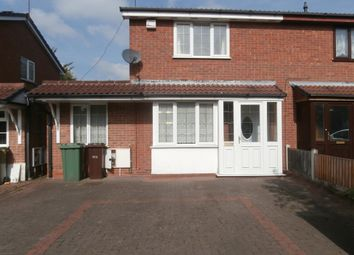 Thumbnail 3 bed semi-detached house to rent in Gatis Street, Wolverhampton