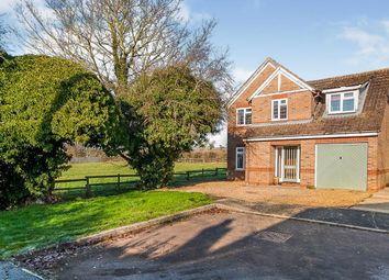 4 bed detached house for sale in Morgans Close, Polebrook, Peterborough PE8