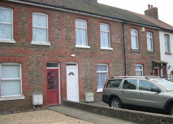 Thumbnail 3 bedroom terraced house to rent in Brougham Road, Worthing