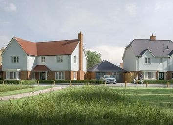 Thumbnail 4 bed detached house for sale in Bloomsbury Gardens, Common Road, Sissinghurst, Kent