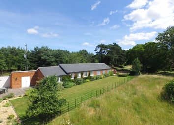 Thumbnail 3 bed barn conversion to rent in Didlington, Thetford