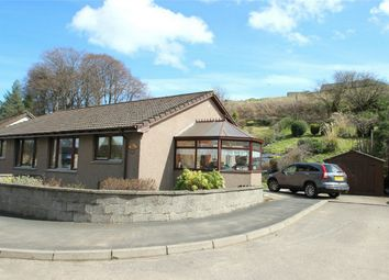 Thumbnail 2 bed semi-detached bungalow for sale in 28 Old Town, Keith, Moray