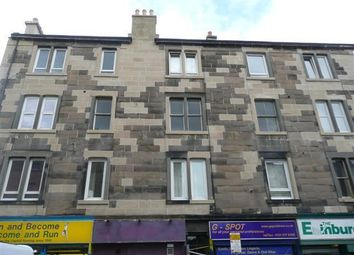 Thumbnail 4 bed flat to rent in Dalry Road, Edinburgh