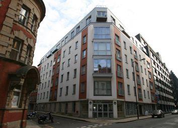 Thumbnail 2 bed flat to rent in Marsh Street, Bristol