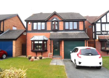 Thumbnail 4 bed detached house for sale in Mallard Court, Blackpool