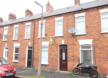 Thumbnail 2 bedroom terraced house for sale in Ravenscroft Street, Belfast