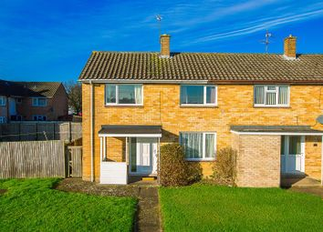 Thumbnail 2 bed end terrace house for sale in Greasley Walk, Corby