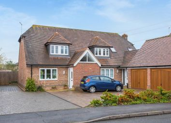 Thumbnail 3 bed semi-detached house for sale in Trent Road, Didcot