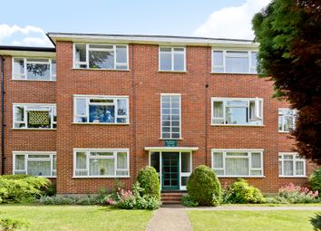 Thumbnail 2 bed flat for sale in Russell Court, Oak Hill Crescent, Surbiton