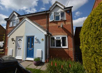 2 bed semi-detached house for sale in Clouded Yellow Close, Braintree CM7