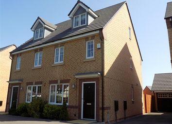 Thumbnail 3 bed property to rent in Oak Leaf Drive, Bamber Bridge, Preston