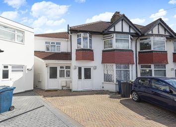 Thumbnail 3 bed semi-detached house for sale in Park Mead, Harrow