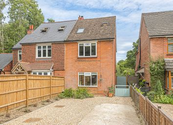 Smithbrook Cottages, Smithbrook, Cranleigh GU6. 3 bed semi-detached house