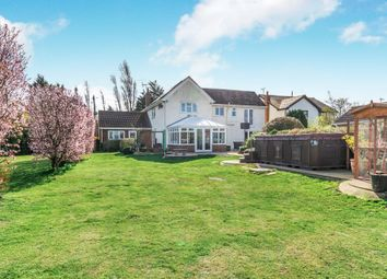 Thumbnail 5 bed detached house for sale in Burnham Road, Latchingdon, Chelmsford