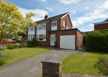Thumbnail 3 bed semi-detached house for sale in Bradwell Drive, Heald Green, Cheadle
