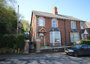 Thumbnail 4 bed semi-detached house for sale in Tower Hill, Williton, Taunton