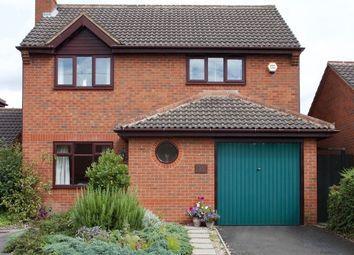 Thumbnail 4 bed detached house for sale in Lindisfarne, Glascote, Tamworth