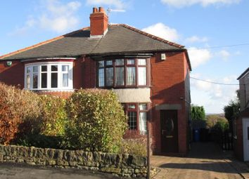 Thumbnail 2 bedroom semi-detached house to rent in Oldfield Avenue, Stannington, Sheffield