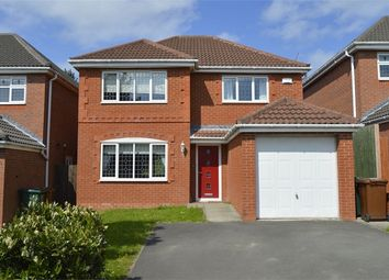 Thumbnail 4 bed detached house for sale in Trusley Brook, Hilton, Derby